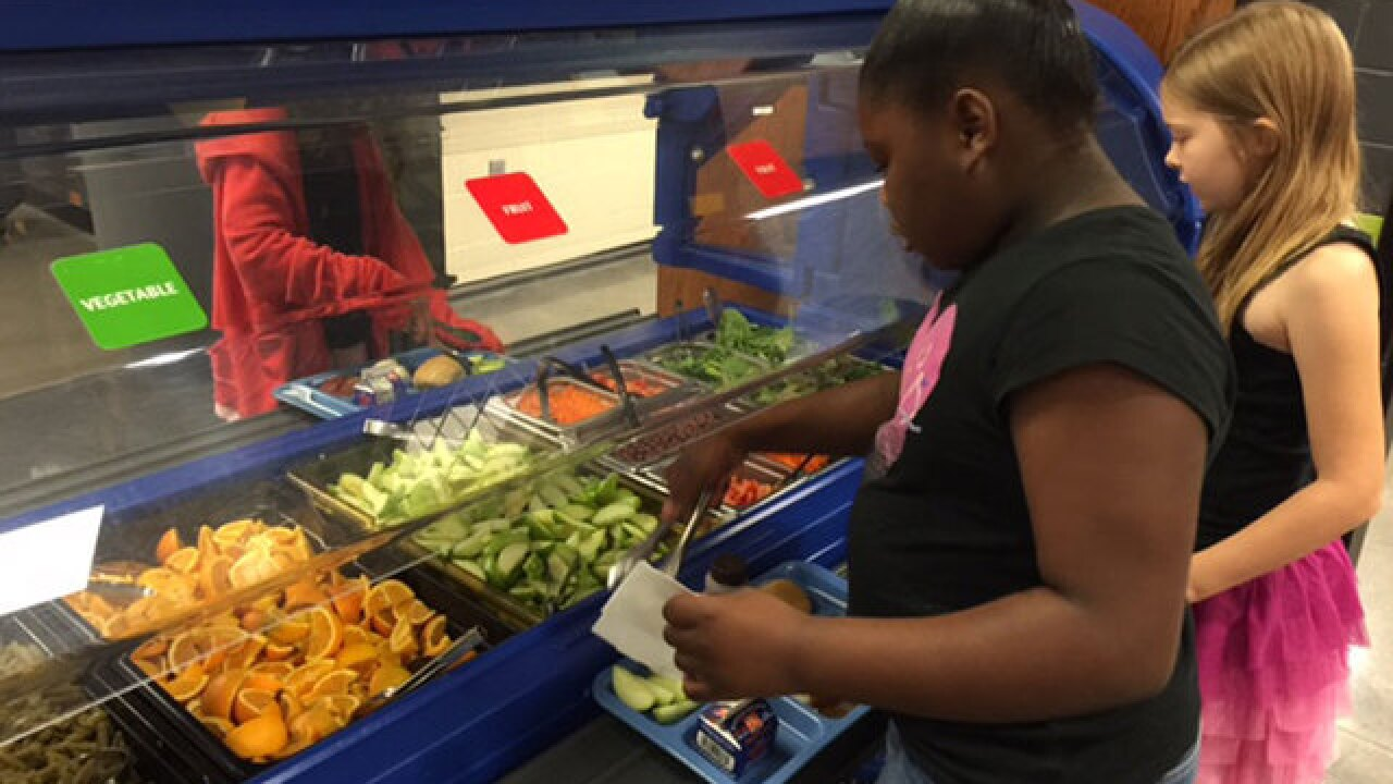 KC area schools adapt to school lunch rules