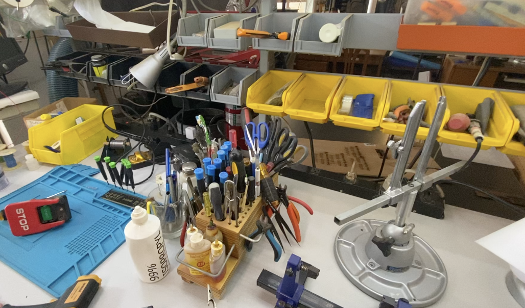Lansing Makers Network tools