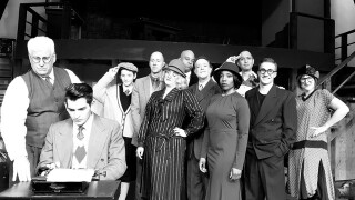 """A tribute to a life spent in theatre: """"ACT 1"""" at Birmingham Village Players"""