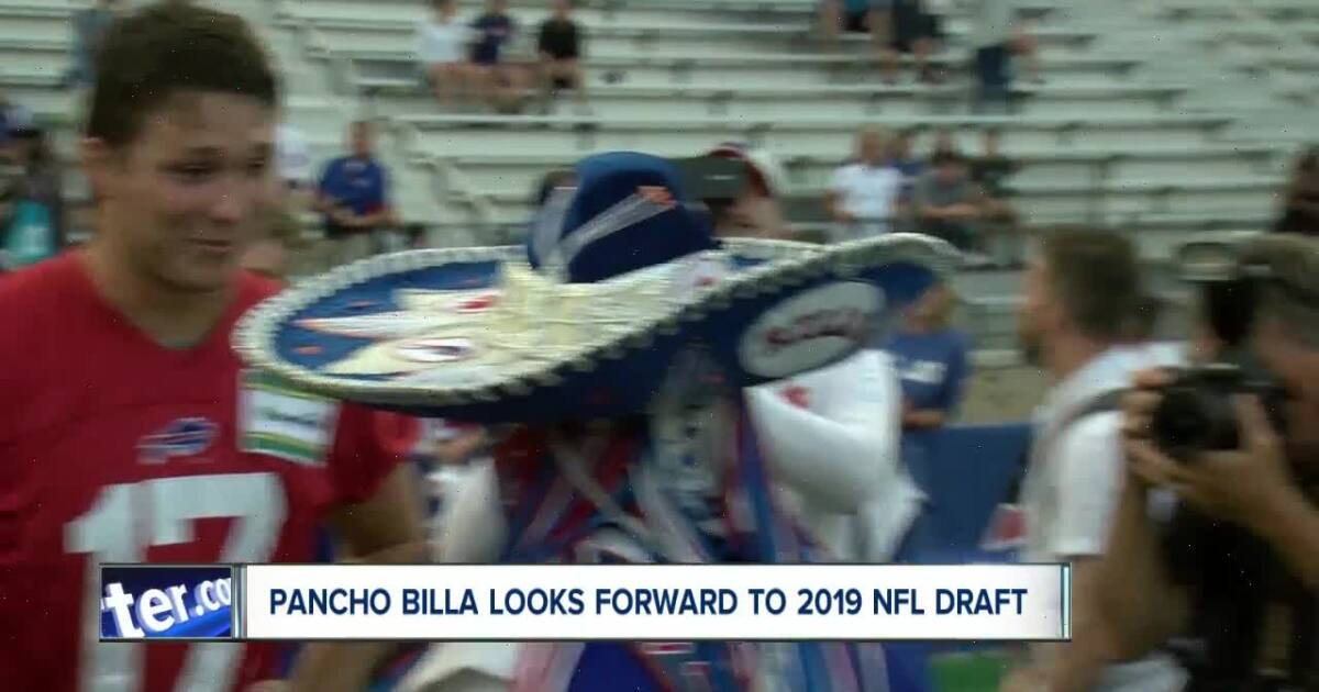 Pancho Billa offered opportunity to read draft pick