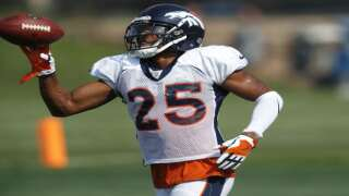 Chris Harris Jr. ready to be top cornerback in Broncos camp