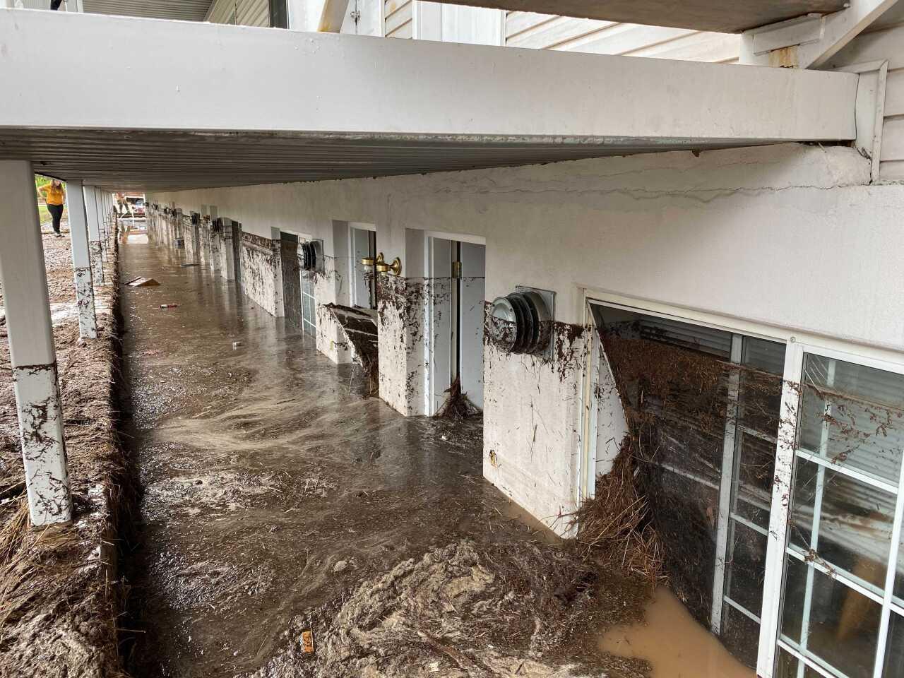 Cedar City Flooding