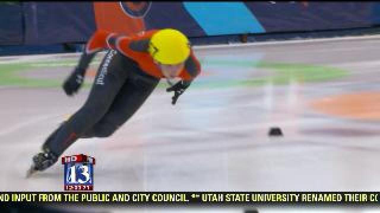 U.S. speedskating championships begin in Kearns