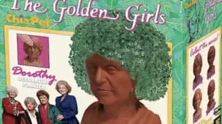 You Can Now Buy 'Golden Girls' Chia Pets—and They're Hilarious