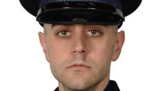 MSP Trooper Hit Caleb Starr
