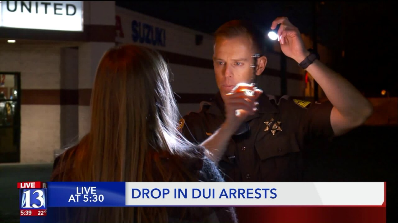 Officials say new DUI law led to fewer drunk drivers; bar owners say business as usual for holidays