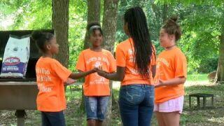 'Kops & Kids' enjoy time at camp