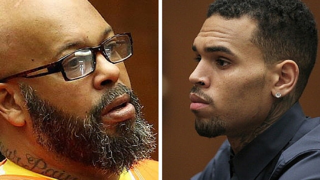 Suge Knight suing Chris Brown after 2014 club shooting