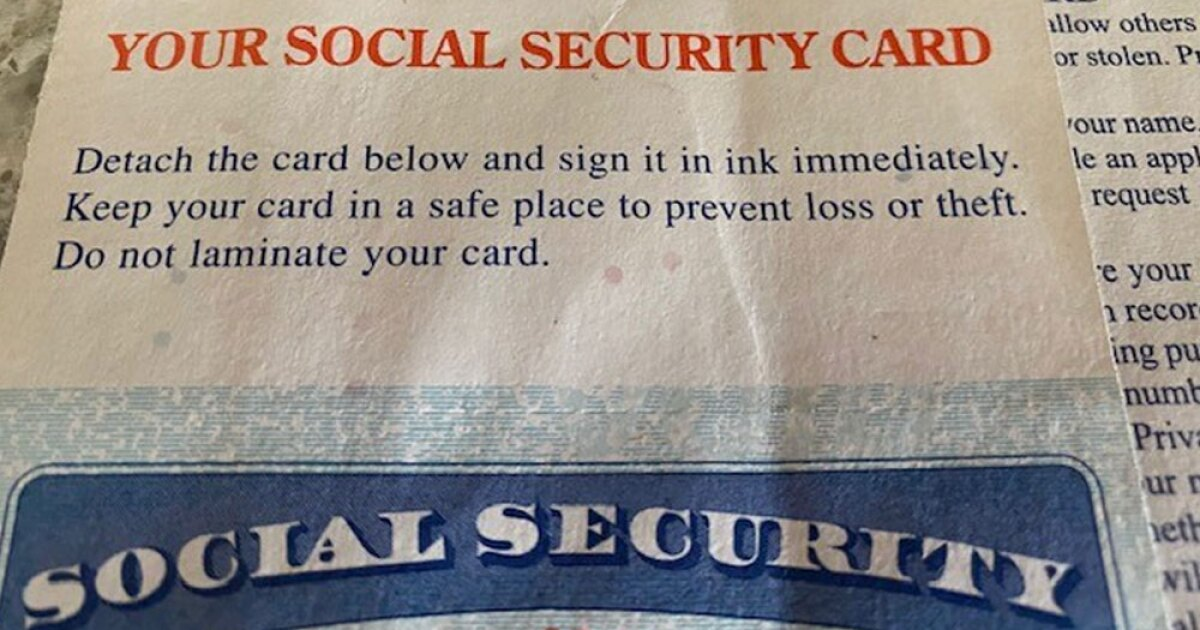 New Port Richey man says Social Security sent him personal information belonging to other people