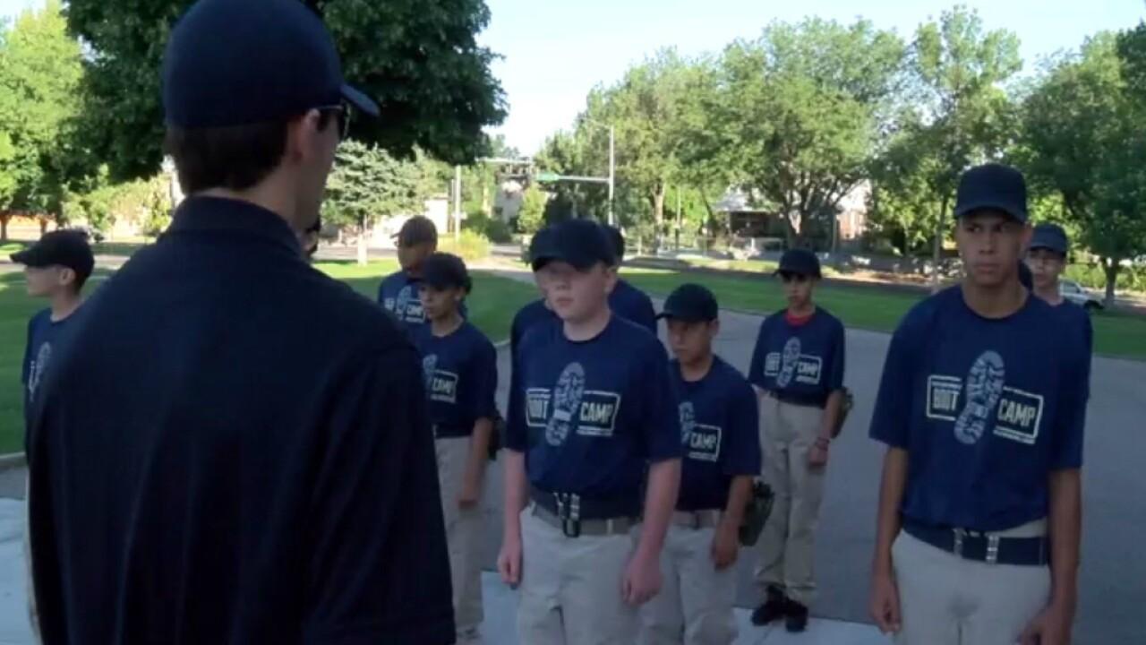 Pueblo juvenile boot camp
