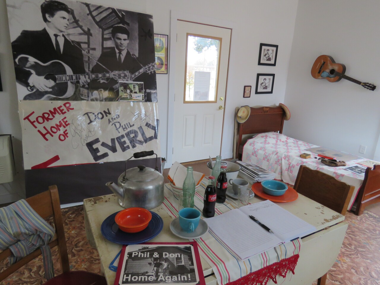 The Everly Brothers home