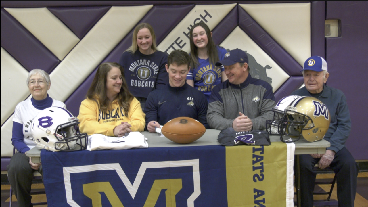 Tommy Mellott signing day