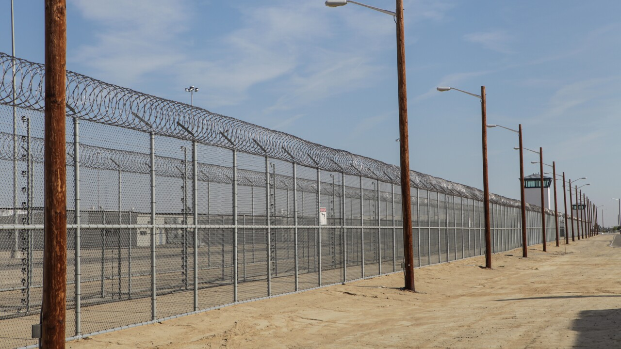 Kern Valley State Prison (FILE)
