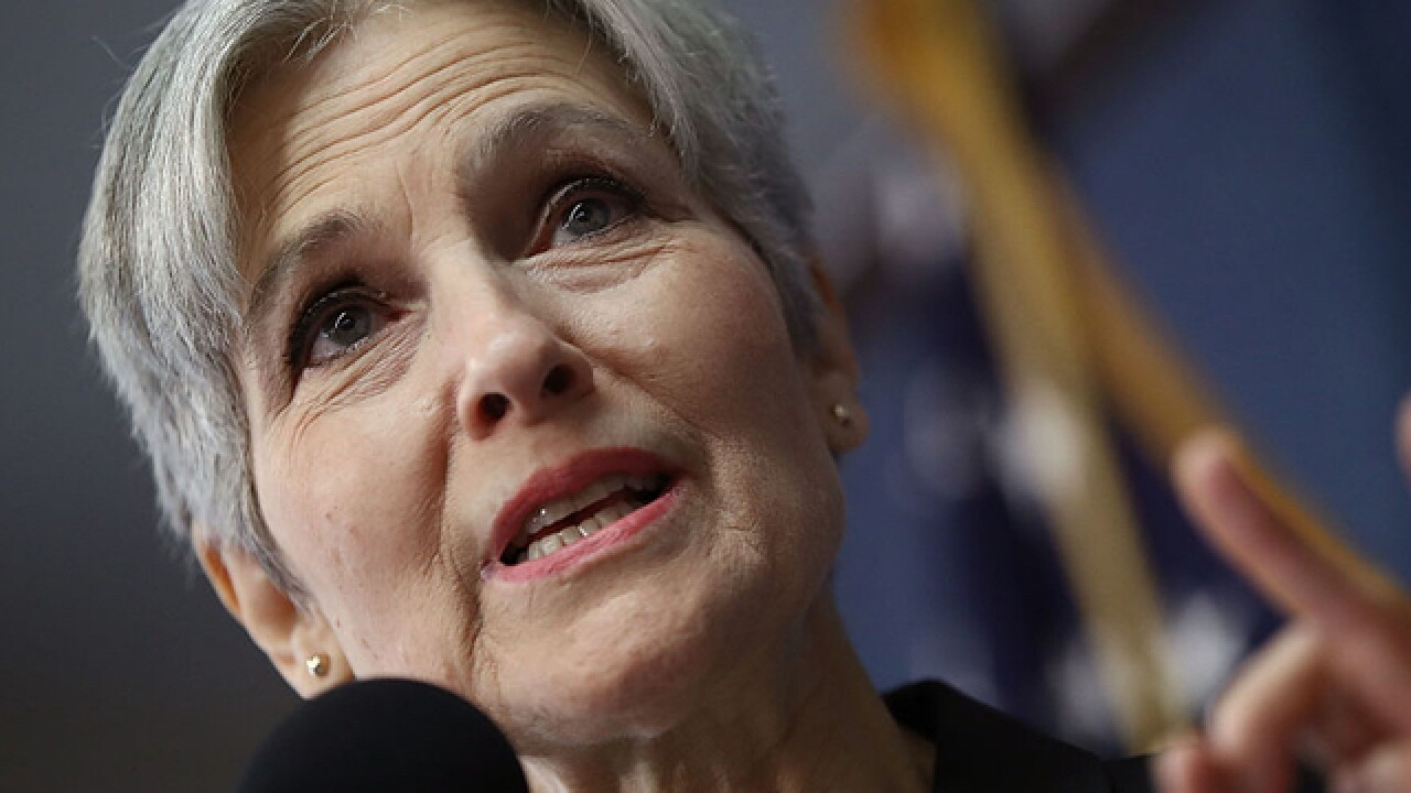 Green Party's Jill Stein campaigns for Gadell-Newton in Ohio