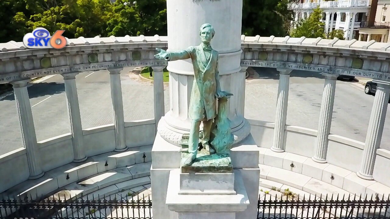 City Council rejects motion to ask lawmakers to remove Confederate statues
