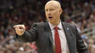 UofL's Chris Mack a Naismith Coach of the Year Candidate