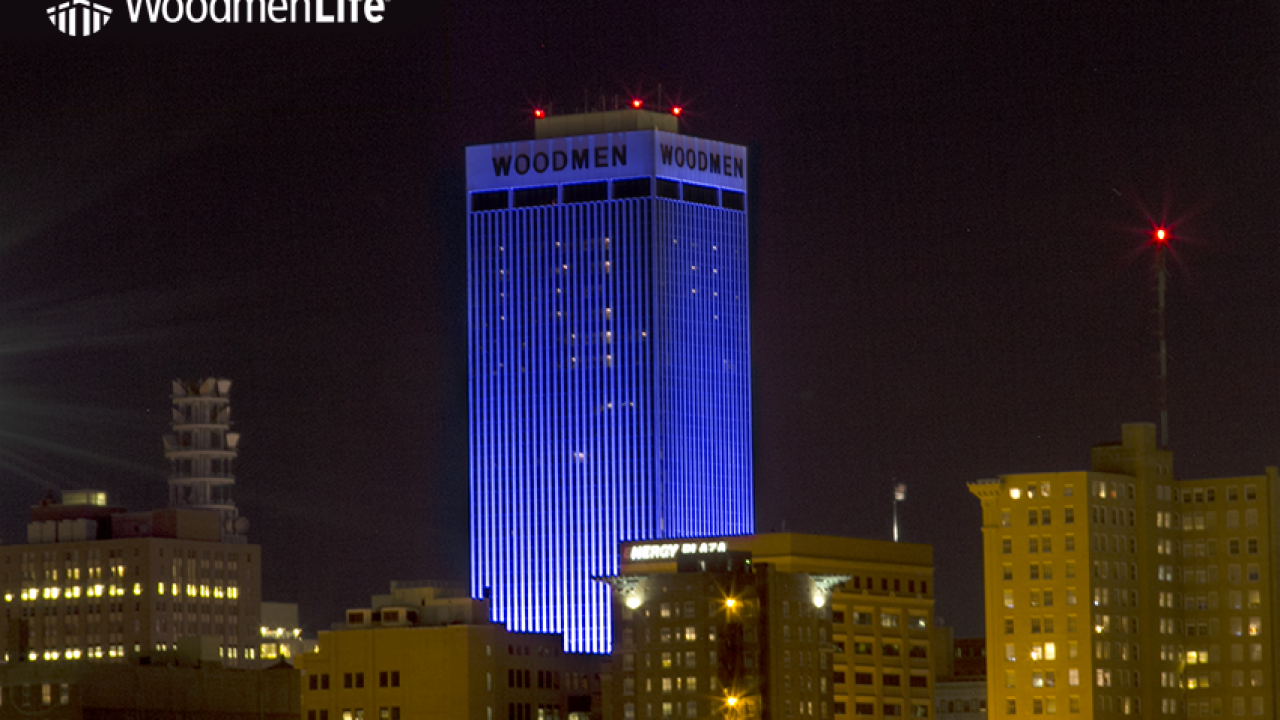 Woodmen Blue