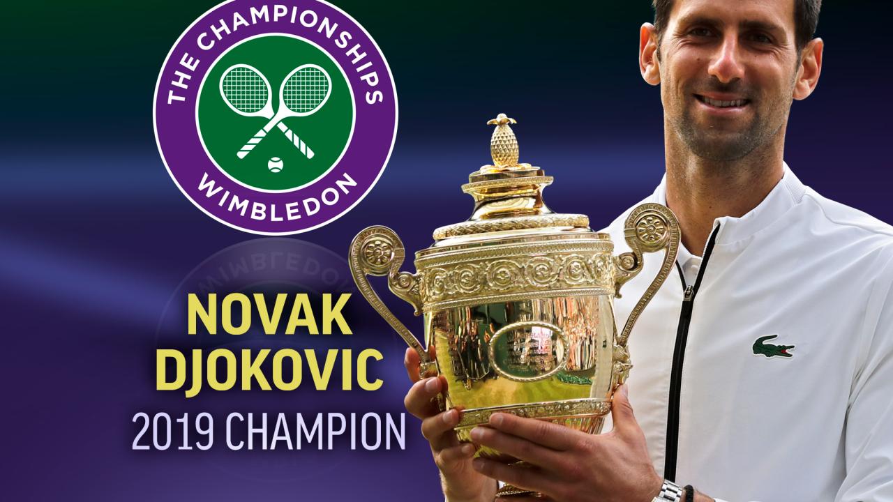 Djokovic Wins Historic Wimbledon Final Over Federer