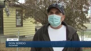 Volunteers help Great Falls residents with yard work
