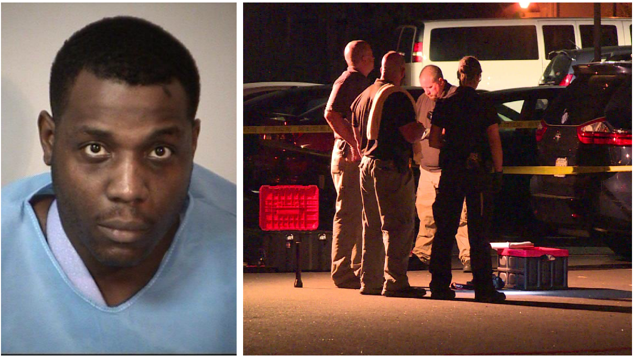 Man arrested in fatal Spotsylvania shootout that left 18-year-olddead