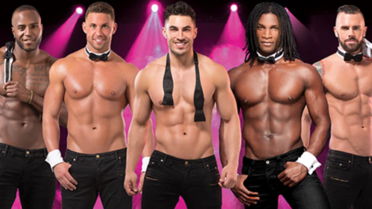 World-famous Chippendales