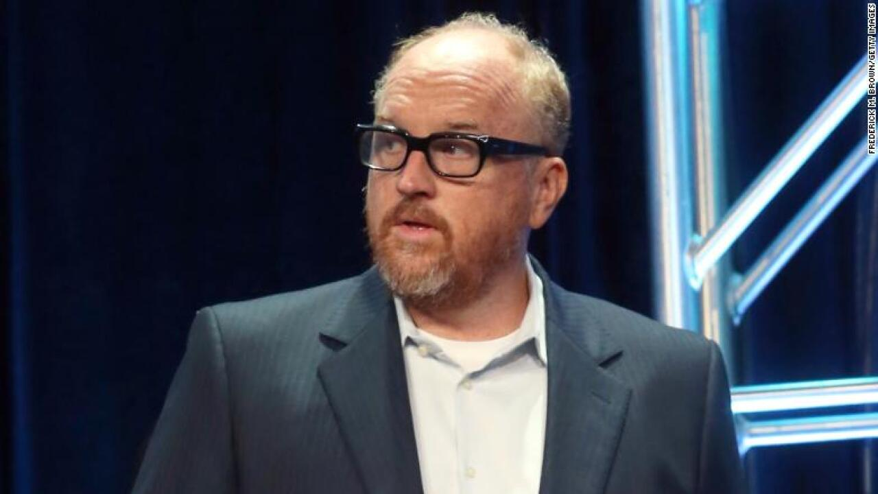 Louis C.K.: 'These stories are true'