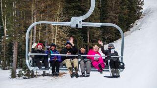 Snowbowl Chair Lift Generic