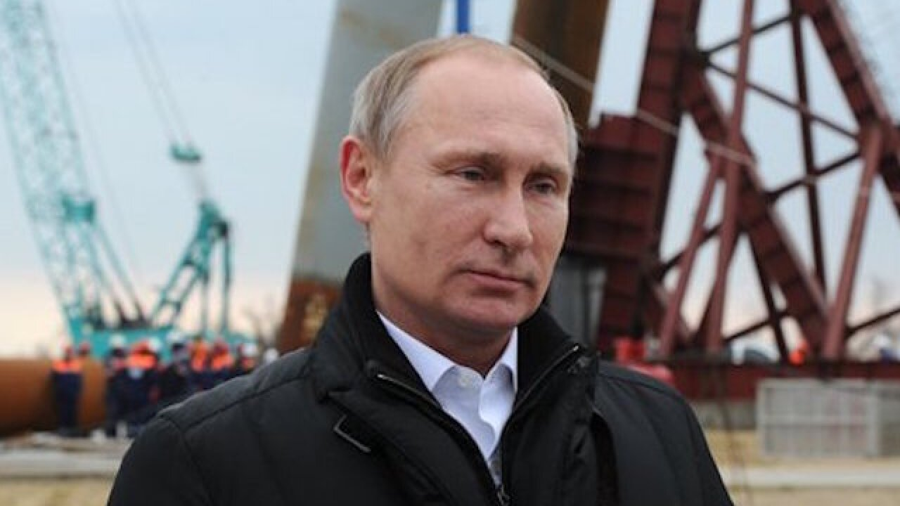 Putin rejects ties to offshore accounts