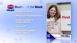 Student of the Week: Eva Isbell Valley Christian School
