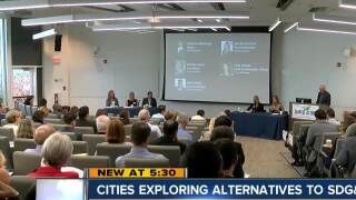 Cities explore alternatives to SDG&E