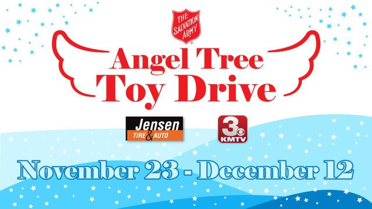 Angel Toy Drive