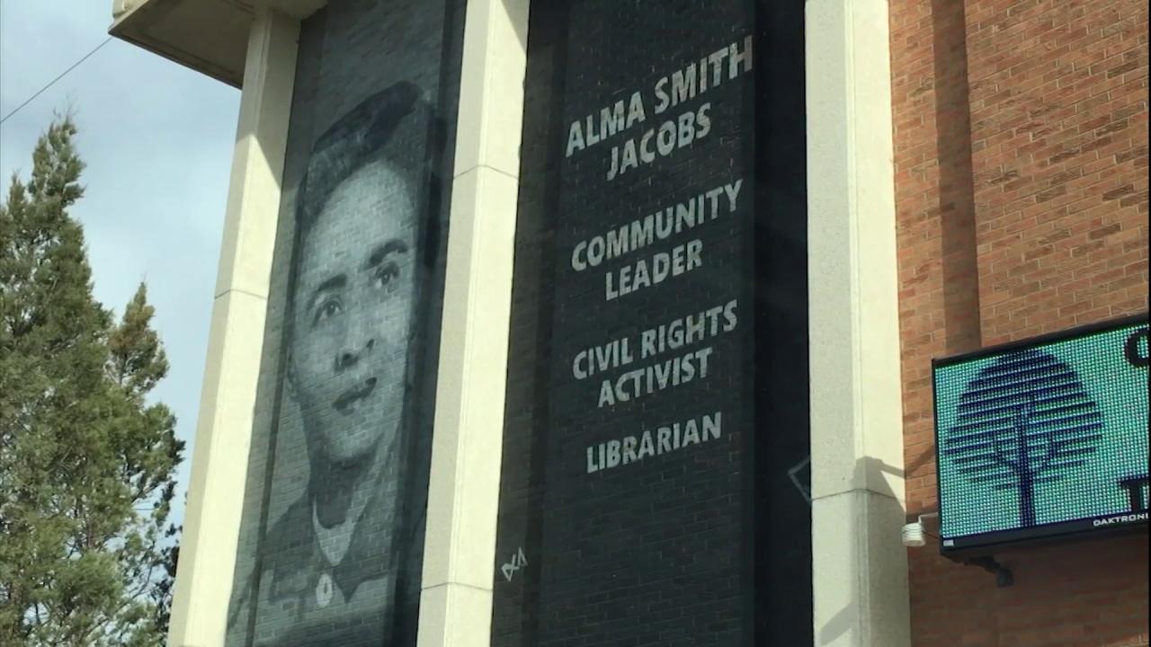 Alma Smith Jacobs