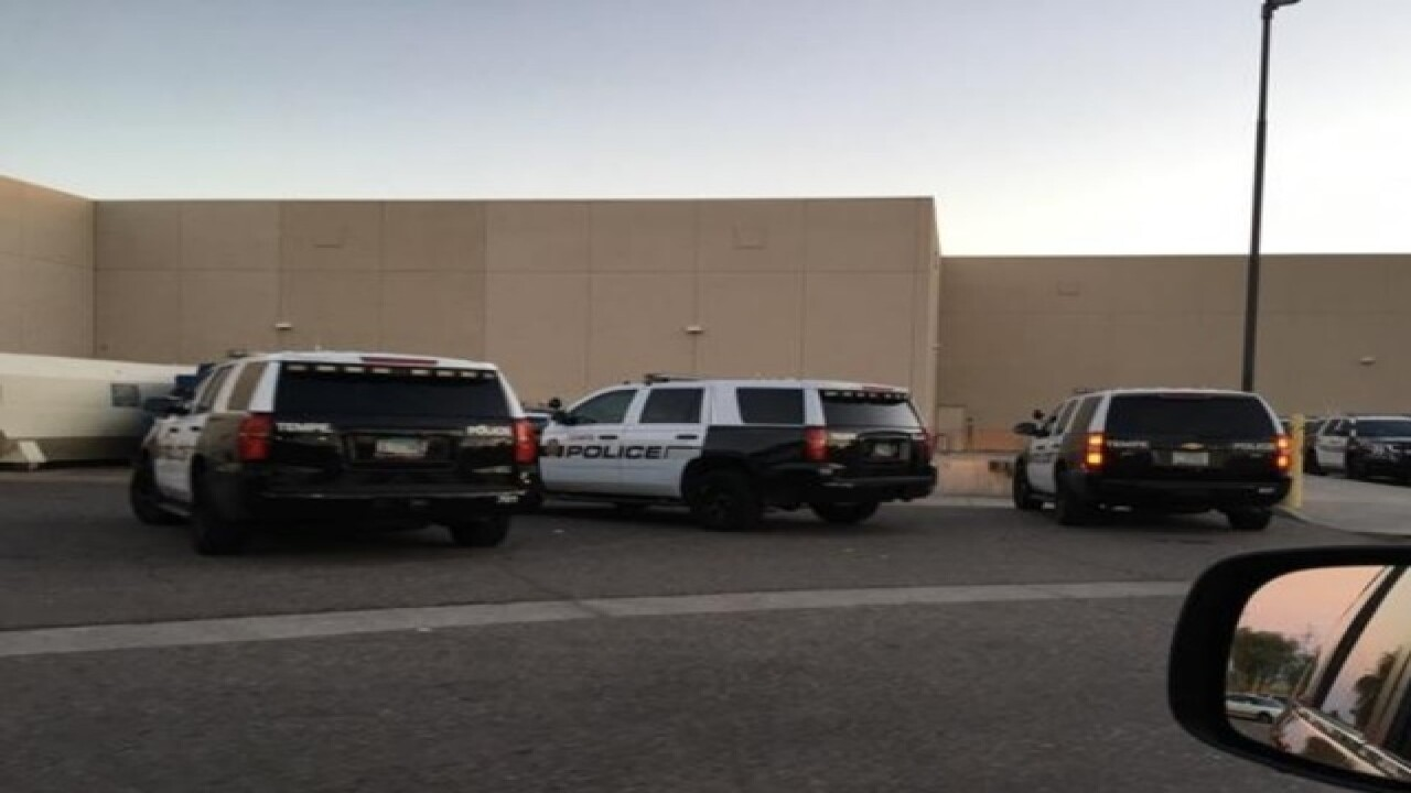 PD: False reports of shots fired at AZ Mills