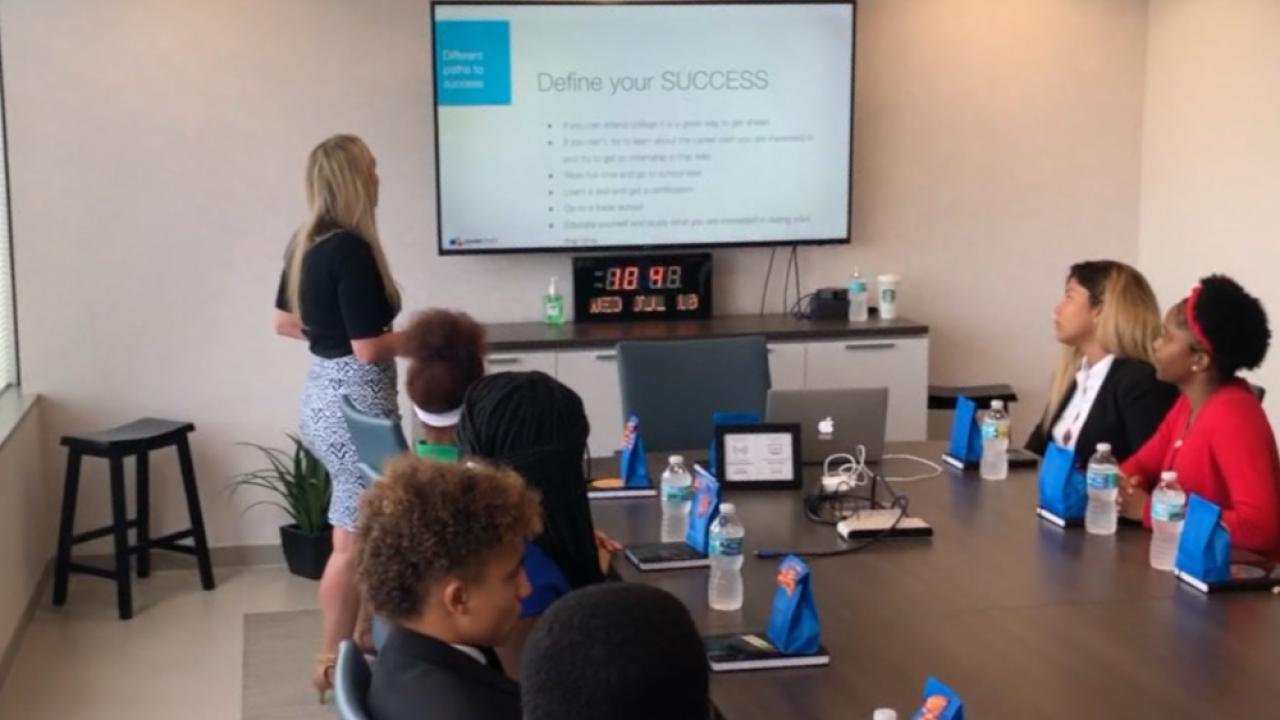 PowerChord teaching teens