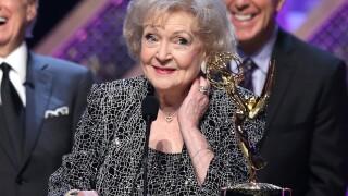 Happy Birthday! Betty White turns98
