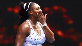 Serena Williams out in third round of Australian Open