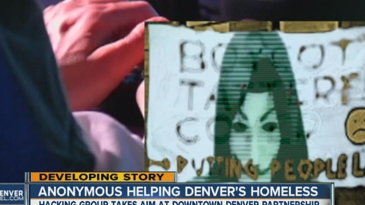 Anonymous: More cyber attacks ahead for Denver