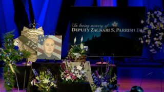 Photos: Colorado honors Deputy Zackari Parrish