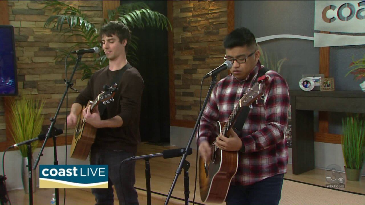 Local music spotlight with Aaron Firstone on Coast Live