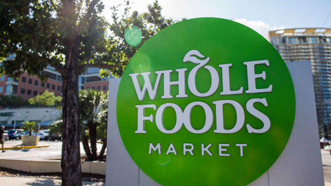 Another Amazon Prime perk at Whole Foods: Curbside pickup