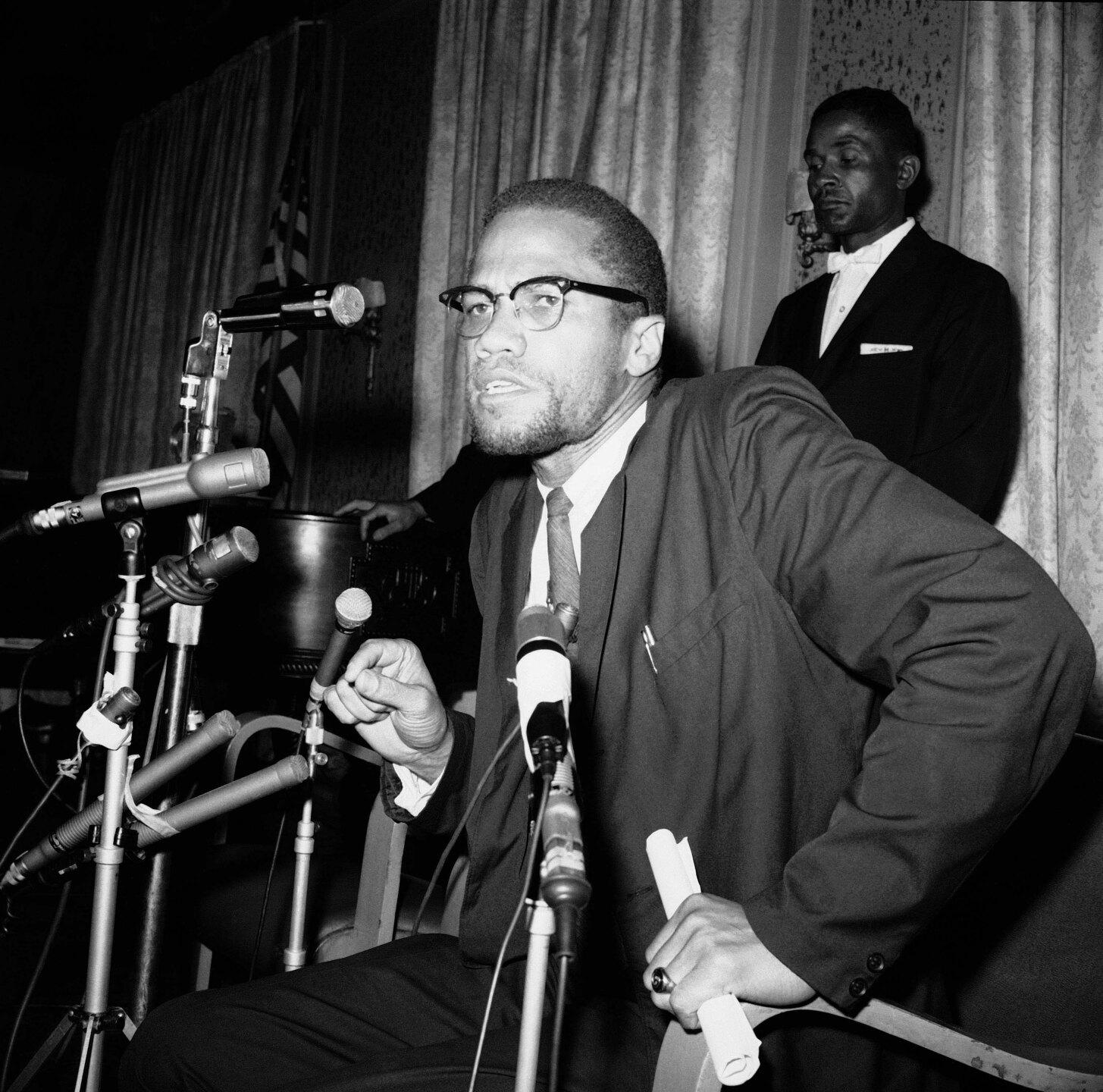 Malcolm X 1963