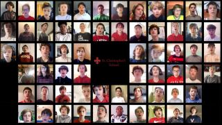 St. Christophers virtual choir