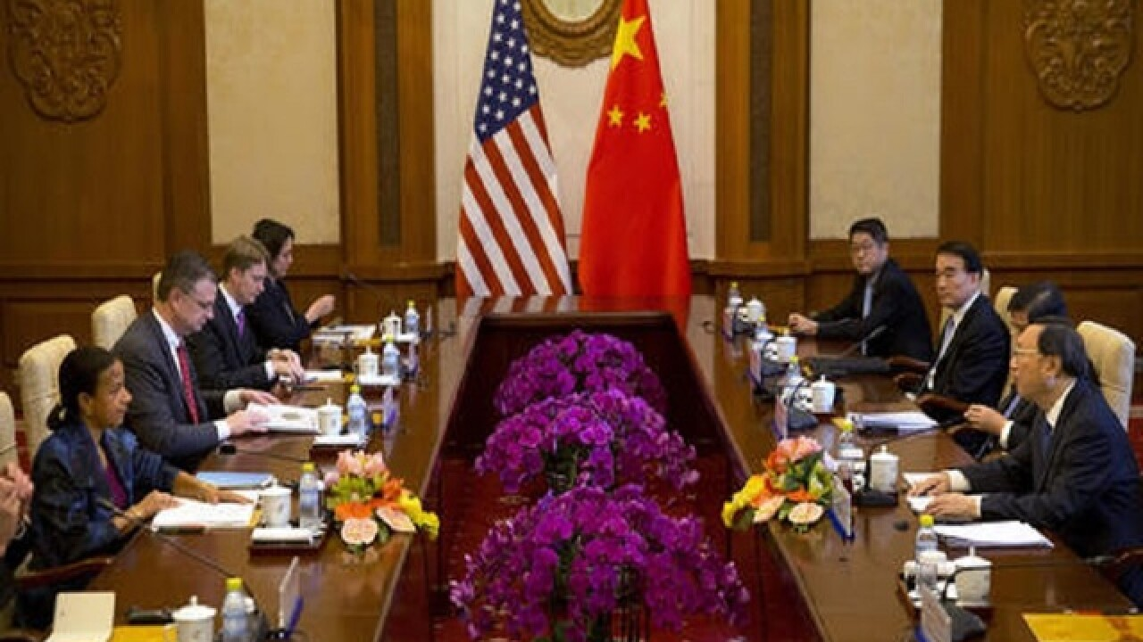 Obama aide visits China after South China Sea ruling