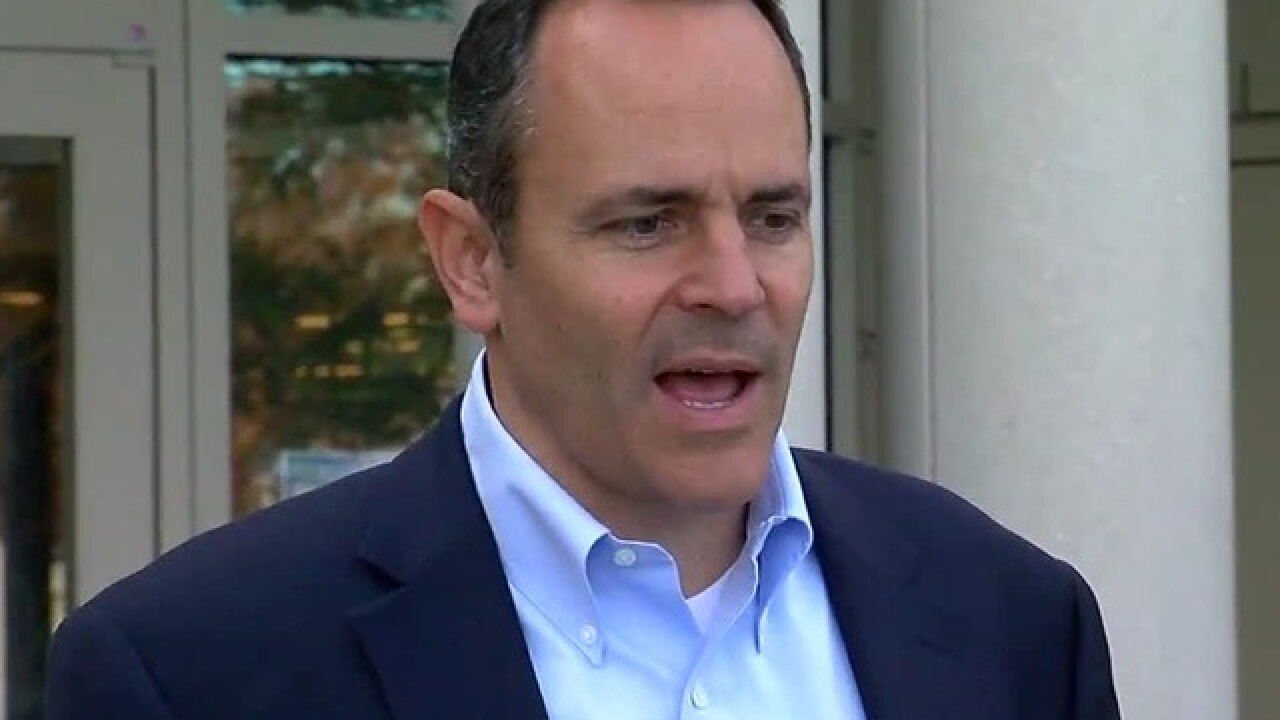 After shooting, Kentucky governor supports arming schools