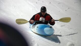 Kayaks on the Snow draws crowd at Monarch