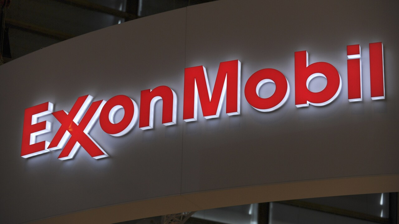 'Alexa, pay for gas.' Exxon and Amazon team up at the pump