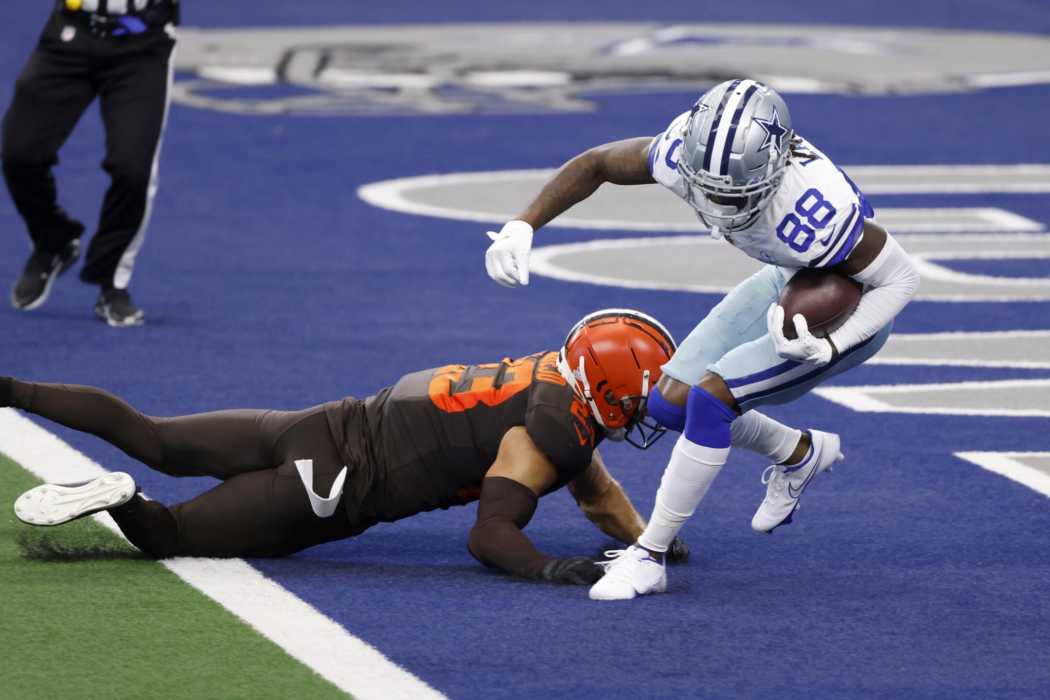 Browns Cowboys Football