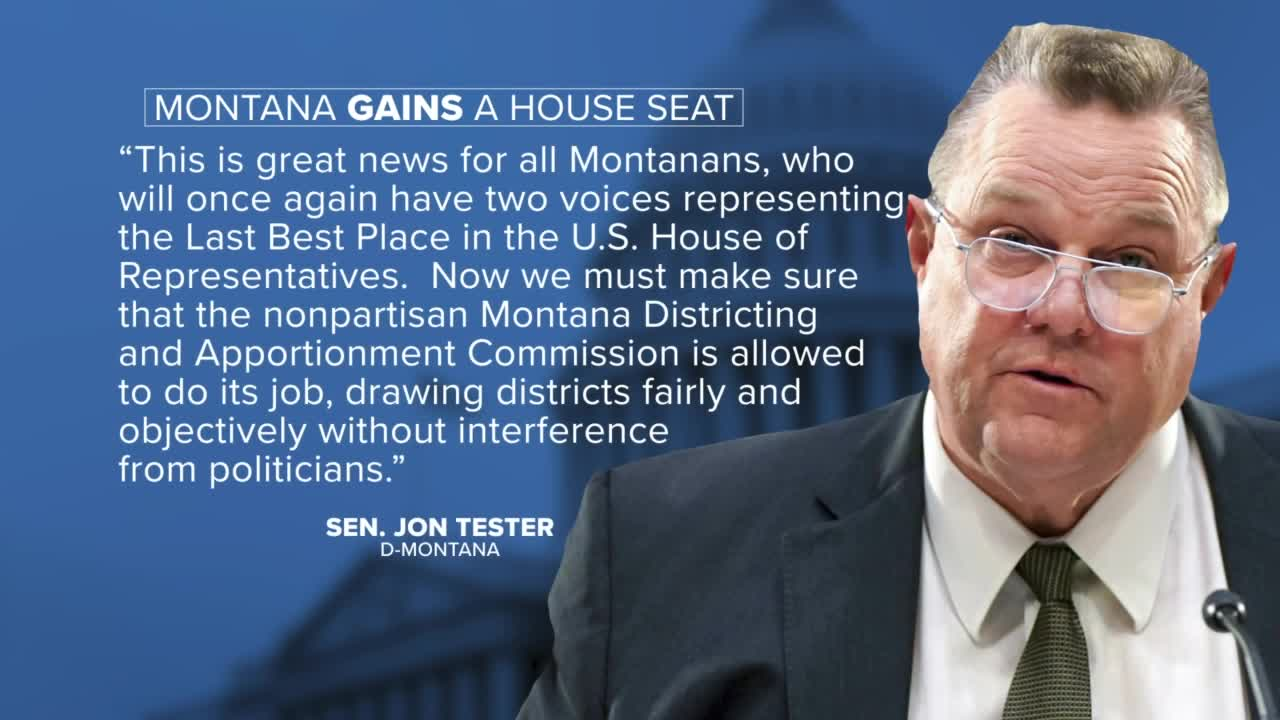Tester Congressional Seat