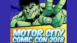 Here's who is coming to Motor City Comic Con this weekend
