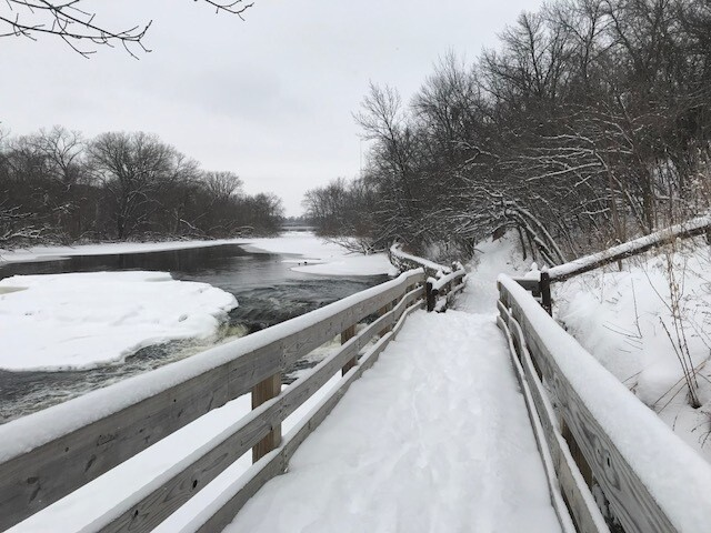 February snow blankets southeast Wisconsin [GALLERY]